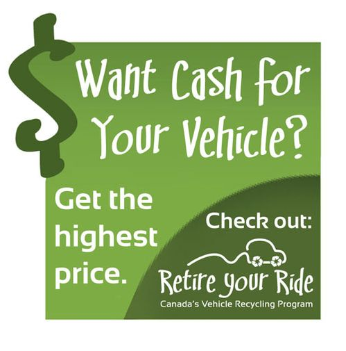 Retire Your Ride