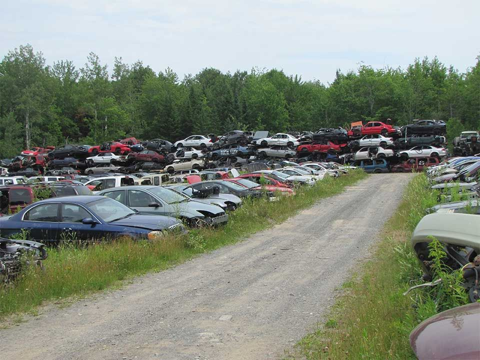 Capital City Auto Parts | Used Car Parts Fredericton | Home